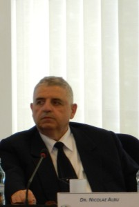 Dr. Nicolae Albu, Honorary Member and Member of the Board of RDC