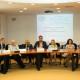 Costel Stanciu, Nicolaie Mihaiescu, Irina Chiritoiu, Paul Anghel and his Colleague, Monica Paula Ratiu, Emilia Gabroveanu