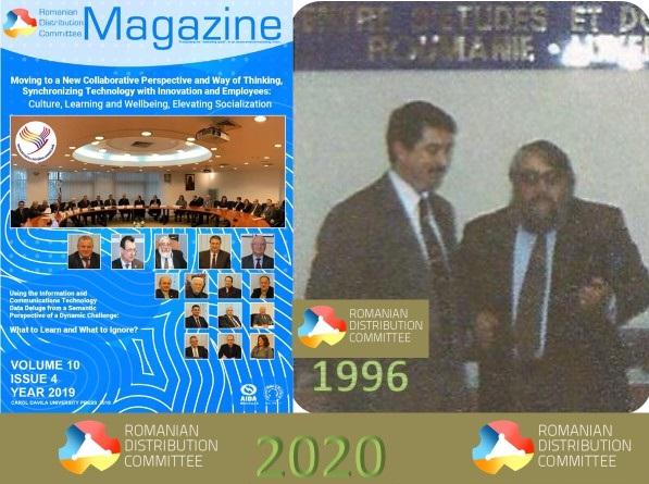 Valeriu IOAN-FRANC, Vice President of the scientific association ROMANIAN DISTRIBUTION COMMITTEE