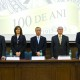 2. Members of the Presidium (from left to right), Nicolae ISTUDOR, Daniela VULCAN, Pavel NĂSTASE, Gheorghe ZAMAN, Constantin MITRUȚ