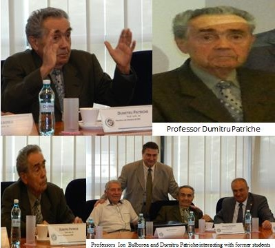 Professor Dumitru Patriche