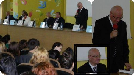 Profesorul Gheorghe Zaman, Membru corespondent al Academiei Române, Directorul Institutului de Economie Naţională